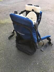 ProAction baby carrier backpack