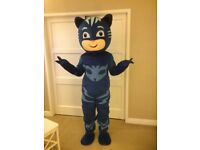 fancy dress delux PJ Mask Adult mascots for sale Catboy Owlette or Ghekko