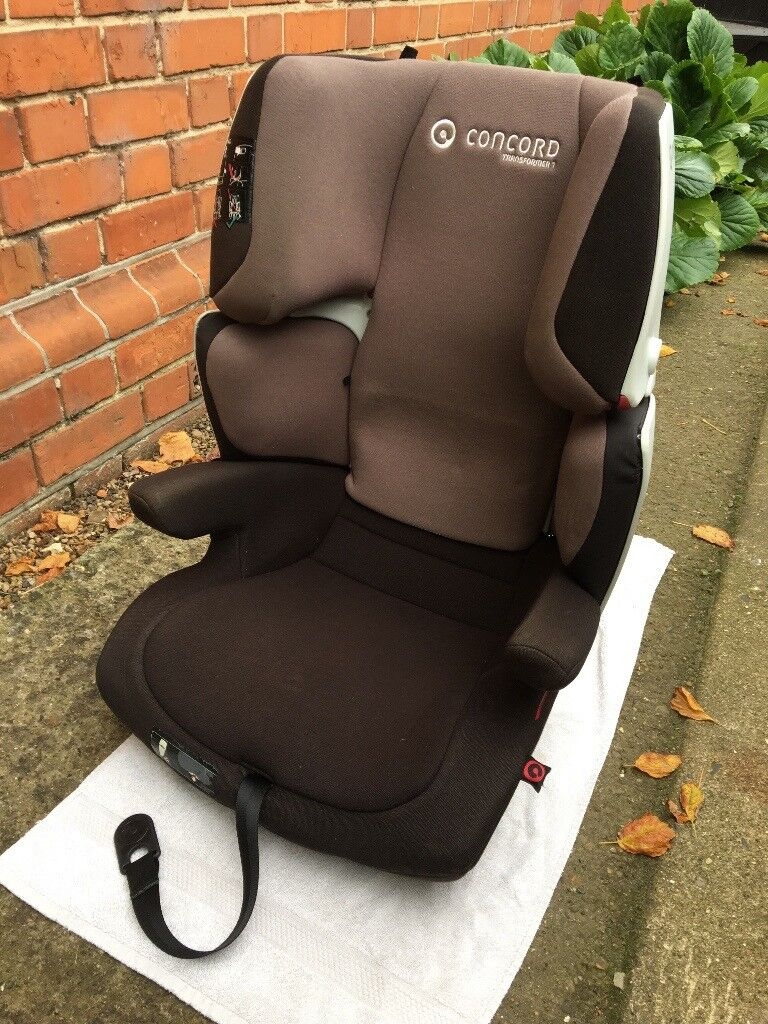 Child Car Seat - Concord Transformer T - 3yrs to 12yrs / 15kg to 36kg