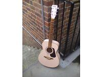 classic VINTAGE acoustic guitar
