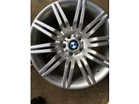 "Bmw 19"" 172 spider alloy genuine"