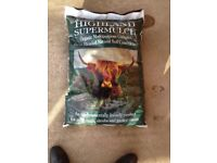 Organic compost large sacks / bags free delivery