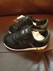 Boys Adidas LA Trainers - Brand new - infant size 8