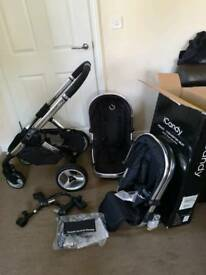 Gorgeous Icandy p2/p3 mix! Brand new seat, immaculate condition see pics
