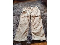 Men's north face trousers