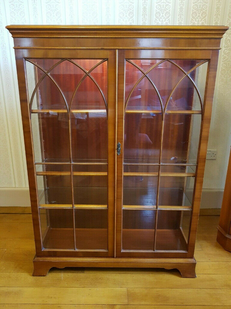 Bradley Display Cabinet   sold by Brights of Nettlebed.   Gumtree