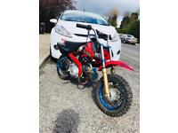 Crf50 50cc Semi Auto Pitbike not quad rm kx cr yz