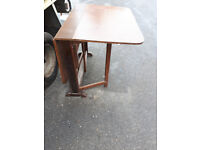 extending dining table dropleaf folding table in yeovil