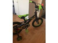 Ben 10 Bike and Electric Quad Bike