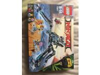 Lego Ninjango 70611