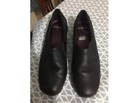 Clark ladies shoe size 4.5