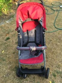 Kids Buggy - Excellent Condition - Suitable for 6 months to 5 years