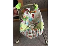 Baby Fisher Price Chair Rocker Seat £10