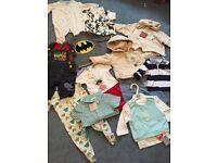 Bundle of baby boys clothes 0-3 months most BRAND NEW!!! £10 Ralph Lauren next m&s Debenhams