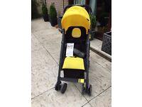 Recaro Easylife Compact Stroller - Yellow