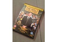 The Wolf of Wall Street DVD - brand new