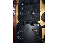 120GB PS3 3 Controllers 6 Games