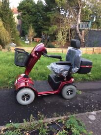 Roma ScooterGeo 8 SE