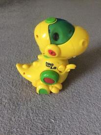 Child's Robot Dinosaur