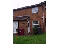 Two-bed unfurnished house with garage & garden in Tilehurst, Reading £895pcm available 1st September