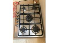 5 hob gas cooker top