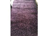Purple Large Rug
