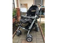 Mamas and Papas P3 Aluminium Pram/Push Chair Travel System - Includes Car Seat - Superb Condition