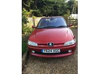 Peugeot 306 Meridian for sale Spares or Repair