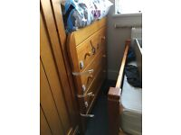 Mamas and Papas wardrobe and changing table with drawers