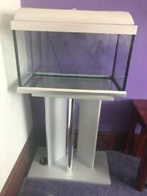 40L fish tank with stand