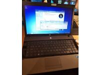 EXCELLENT CONDITION NICE AND QUICK HP 620 4 GIG MEM 320HDD DUAL CORE REFURBISHED OFFICE PACKAGE