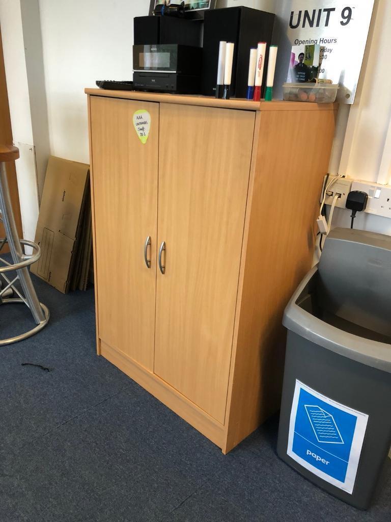 Small Office Cupboard