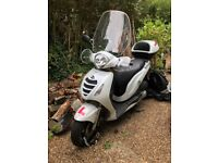Honda, PES, 2013, 125 (cc)
