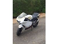 Aprilia RS125 Manuel Poggali (LOW Mileage)