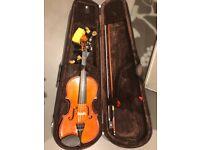 1/4 violin stentor from les Aldrich music shop