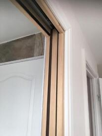 Pocket door FRAME only akk sliding door