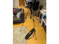 Hama camera tripod - good as new