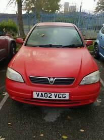 Vauxhall astra 1.6 engine petrol