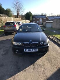 BMW 3 Series 2.5 325Ci SE 2dr automatic convertable