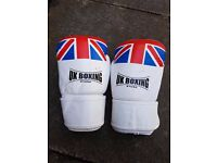 14oz UK Flag Boxing gloves
