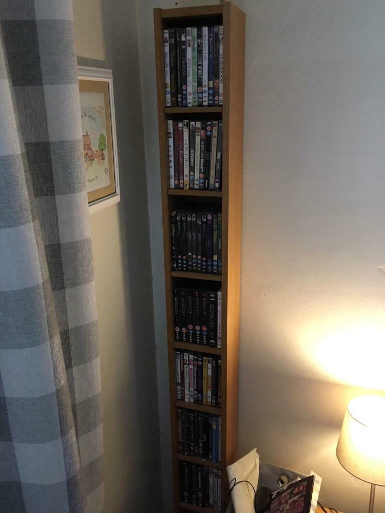 Ikea Matching Tv Stand Dvd Shelves And Billy Bookcases In Farnborough Hampshire Gumtree
