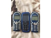 3 Mobile Phones- Unlocked