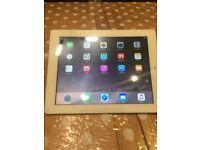 iPad 3 32GB WiFi and cellular - silver