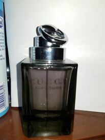 Gucci pour homme. Paid £65 for the bottle. Sprayed a couple of times. £45 ono