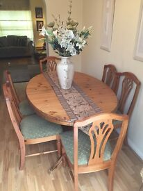 Ducal Dining Room Set For Sale