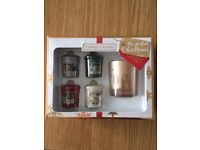 Yankee Candle Christmas Set