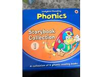 Phonics Storybook Collection 1 & 2