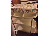 Mamas and papas changing table
