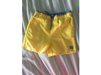 Boys river island swim shorts 18-24 Months