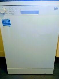 Beko Dishwasher, full-size and in excellent condition.